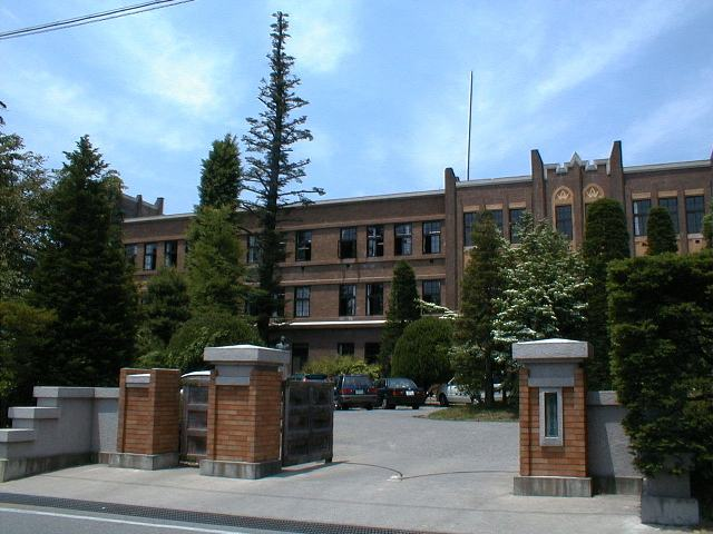 長野県松本深志高等学校