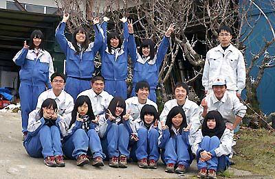 長野県下伊那農業高等学校:果樹...